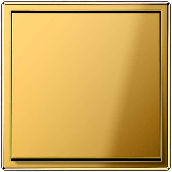 JUNG_LS990_gold-coloured_switch
