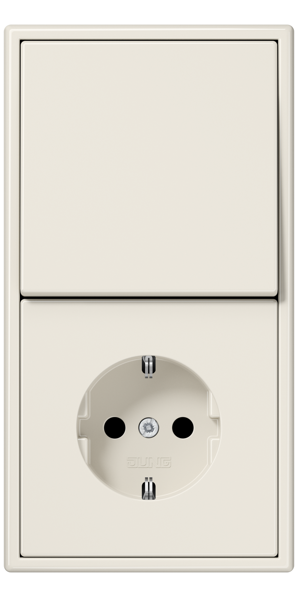 JUNG_LS990_ivory_switch-socket