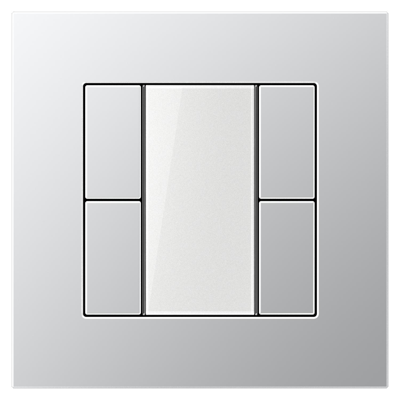 JUNG_LS-plus_aluminium_F50_2button