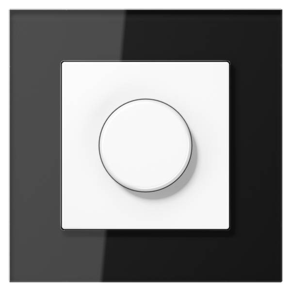 JUNG_LS_plus_GL_black_white_dimmer