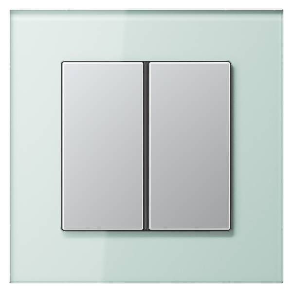 JUNG_LS_plus_GL_soft-white_aluminium_2button