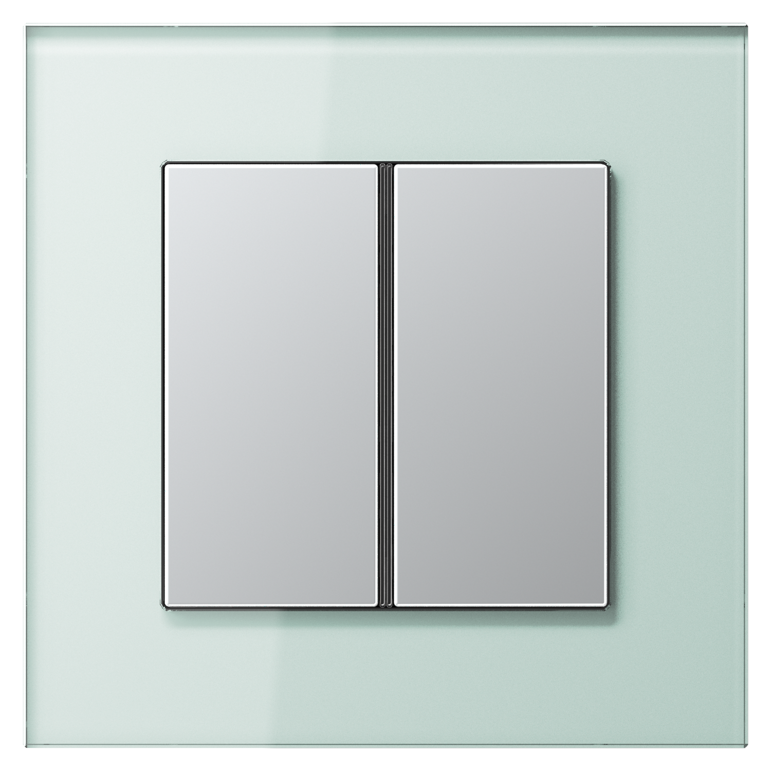 JUNG_LS_plus_GL_soft-white_aluminium_1button