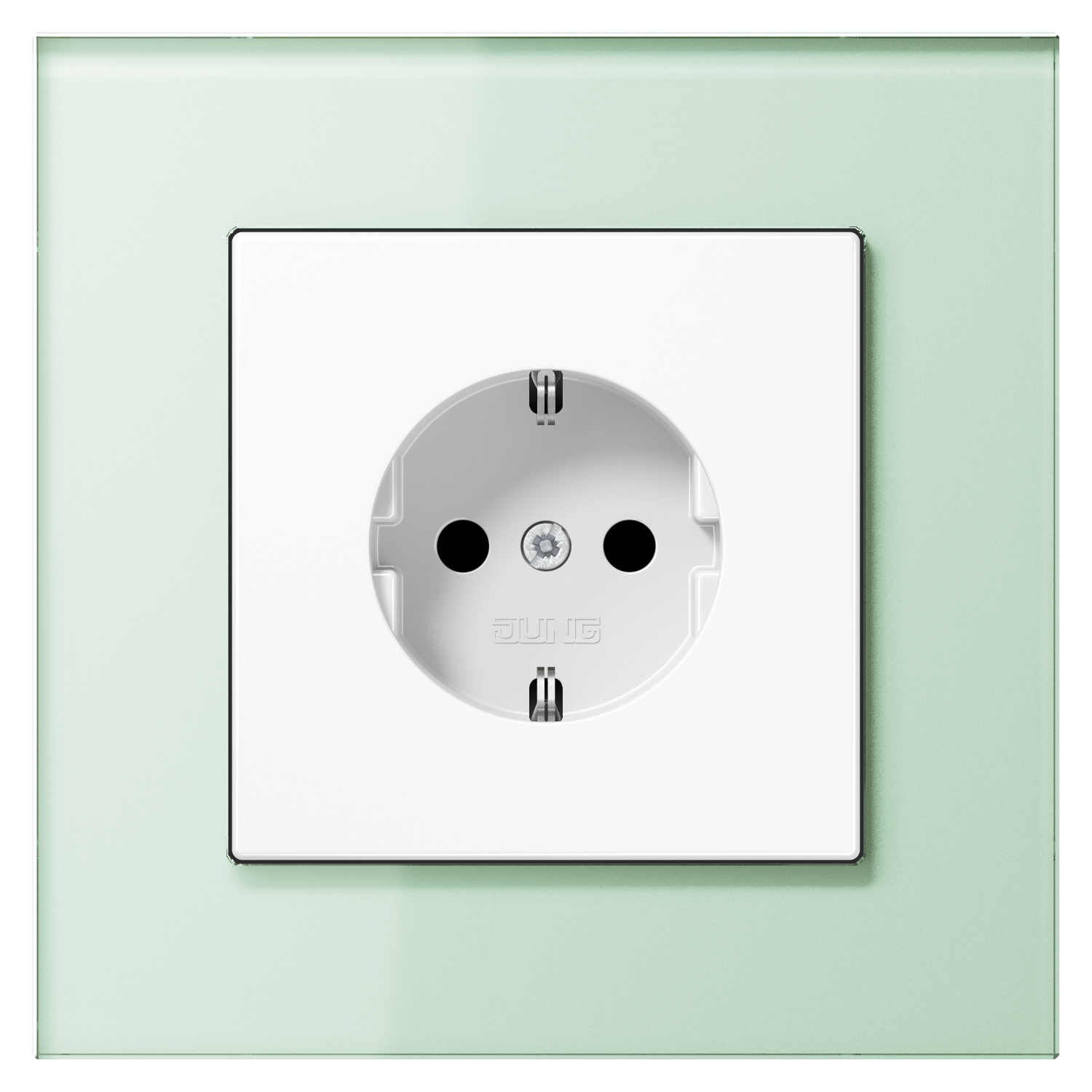 JUNG_LS_plus_GL_soft-white_white_socket