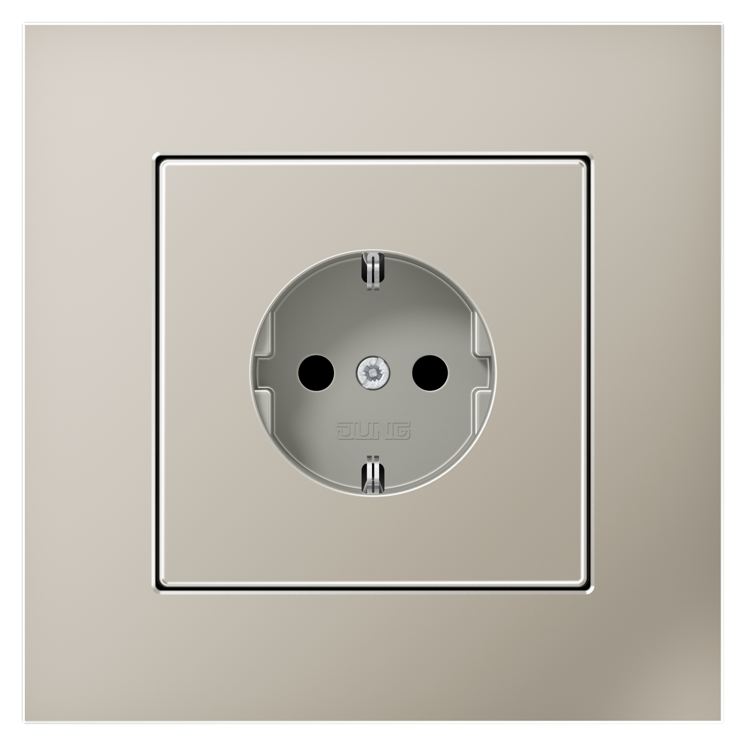 JUNG_LS_plus_stainless-steel_socket