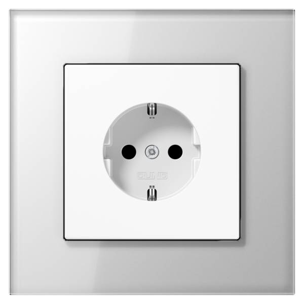 JUNG_LS_plus_GL_white_socket
