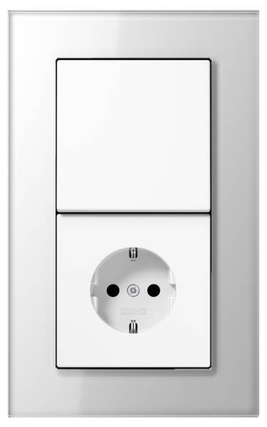 JUNG_LS_plus_GL_white_switch-socket