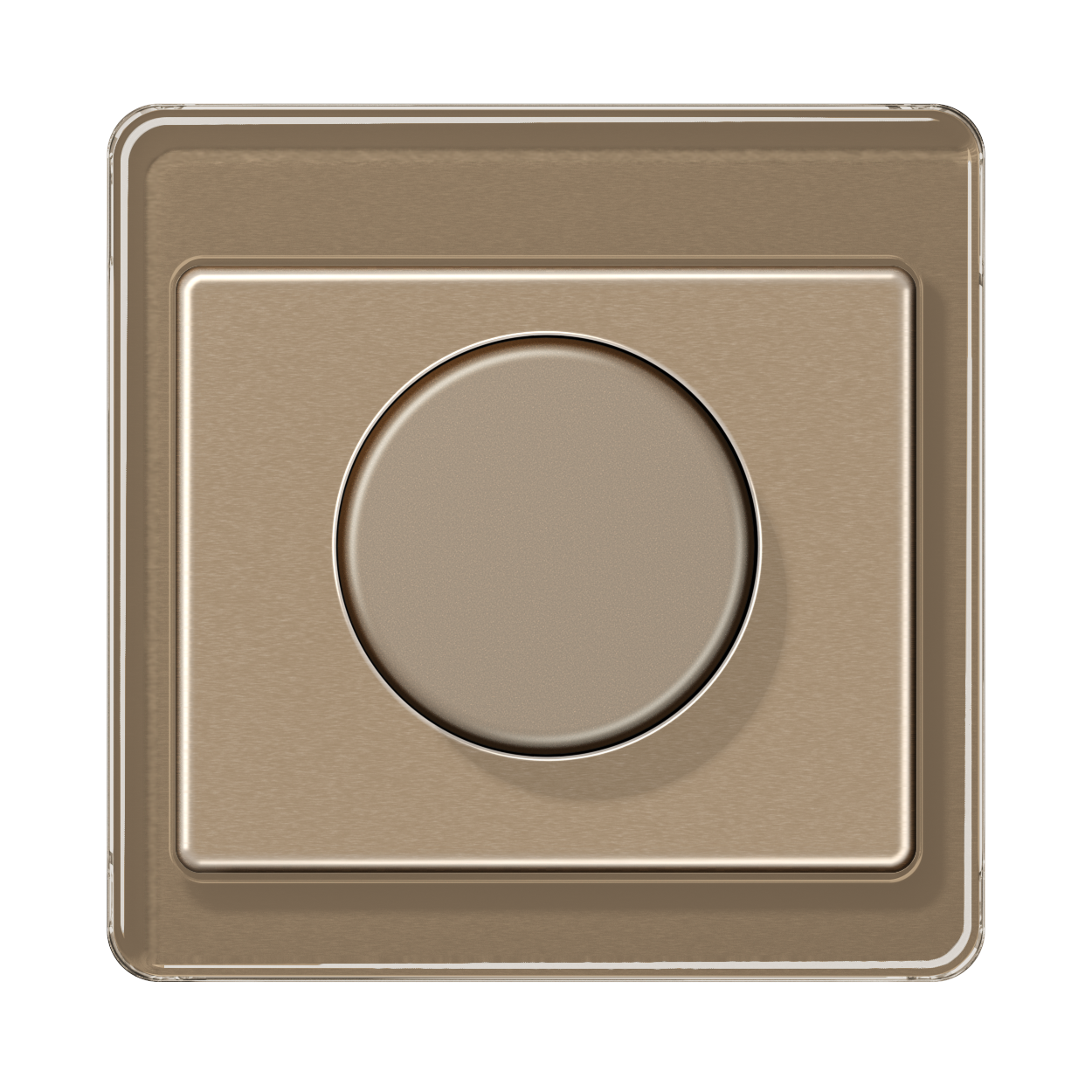 JUNG_SL500_gold-bronze_dimmer