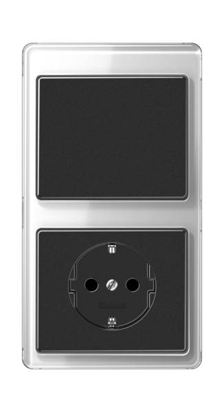 JUNG_SL500_silver-black_switch-socket