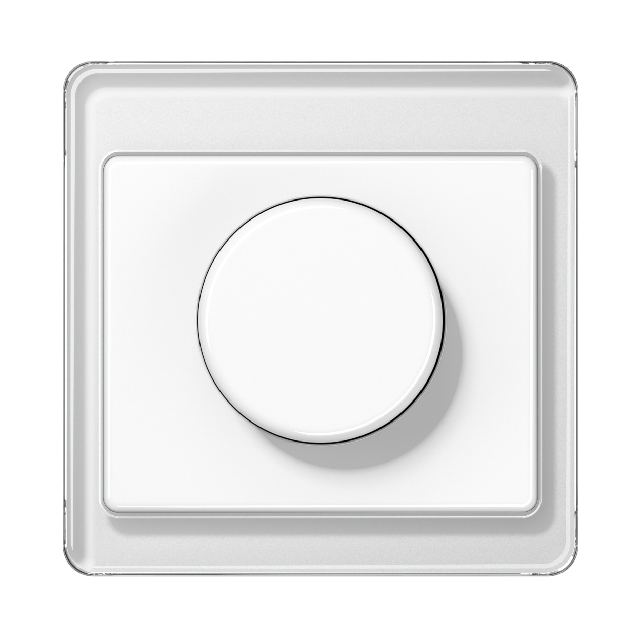 JUNG_SL500_white_dimmer