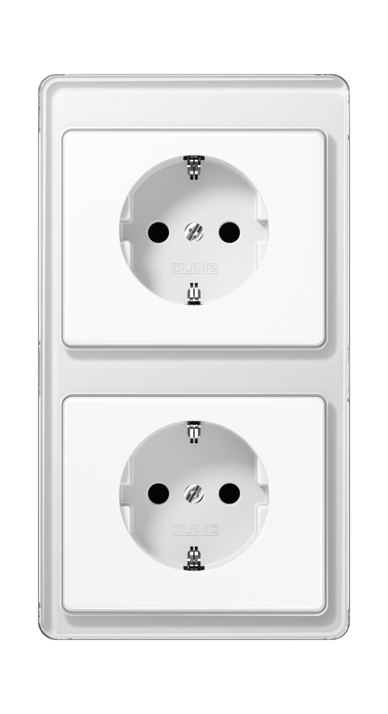 JUNG_SL500_white_socket-socket