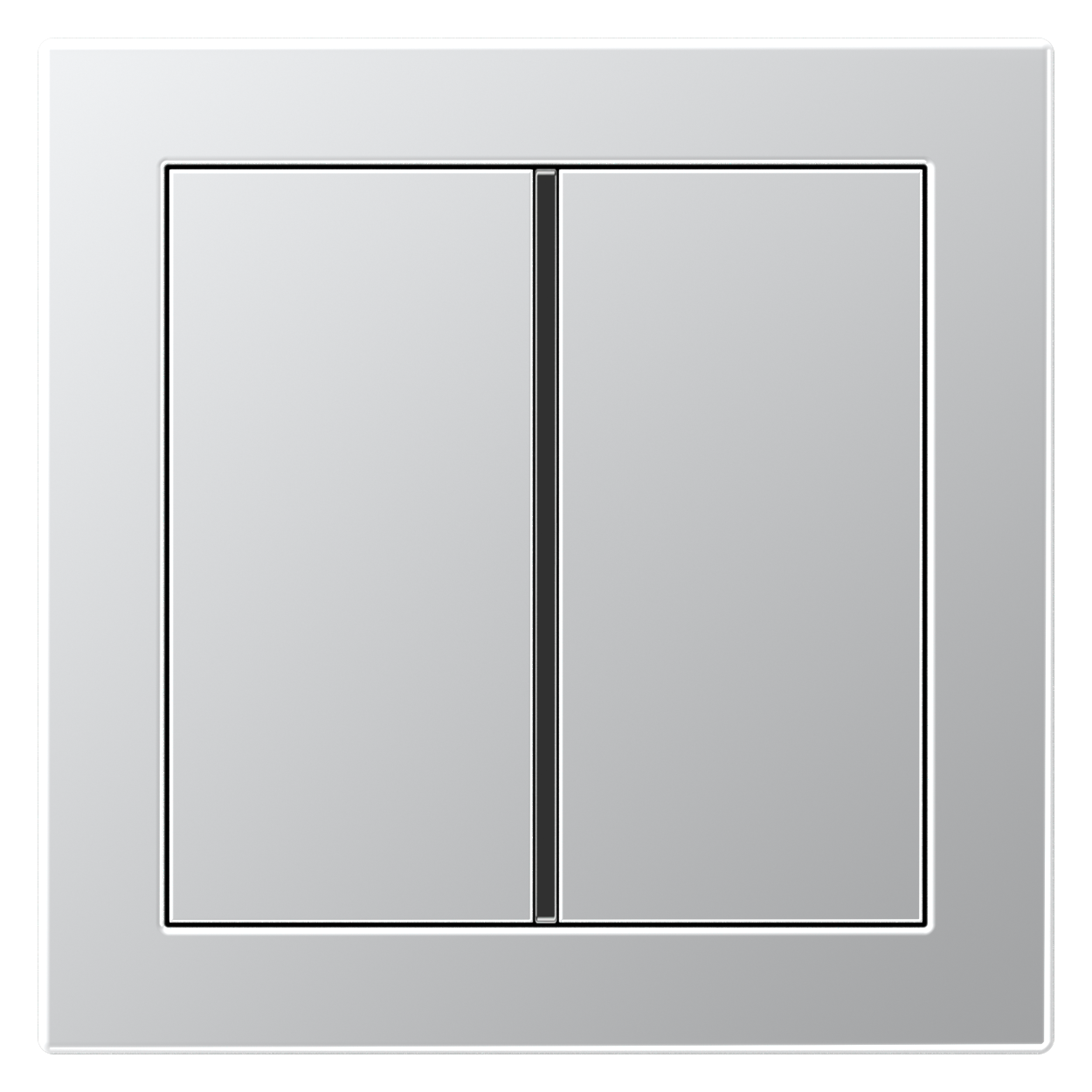 JUNG_Flat_Design_aluminium_1button