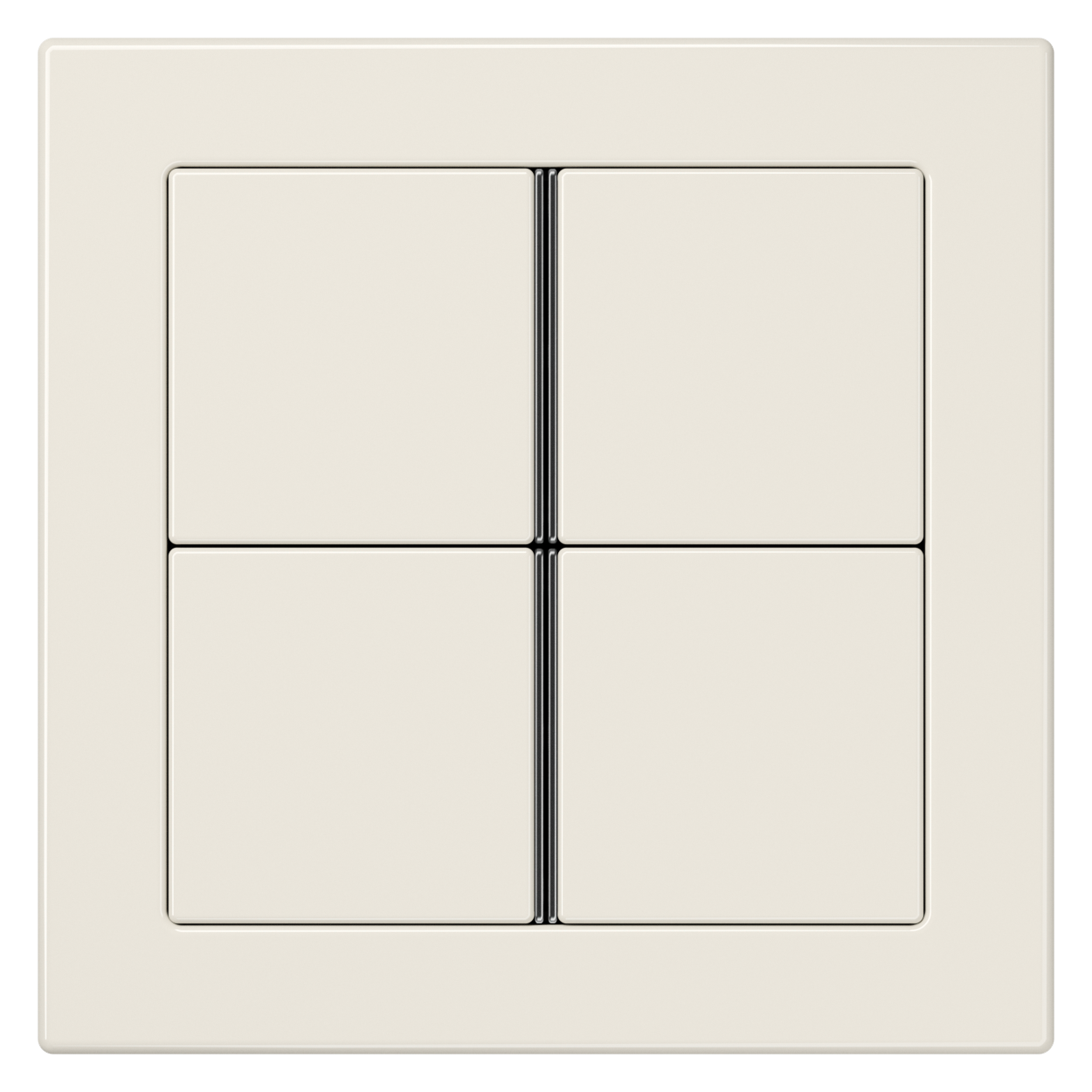 JUNG_Flat_Design_ivory_4button