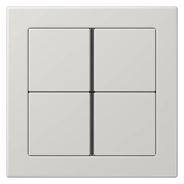 JUNG_Flat_Design_light-grey_4button