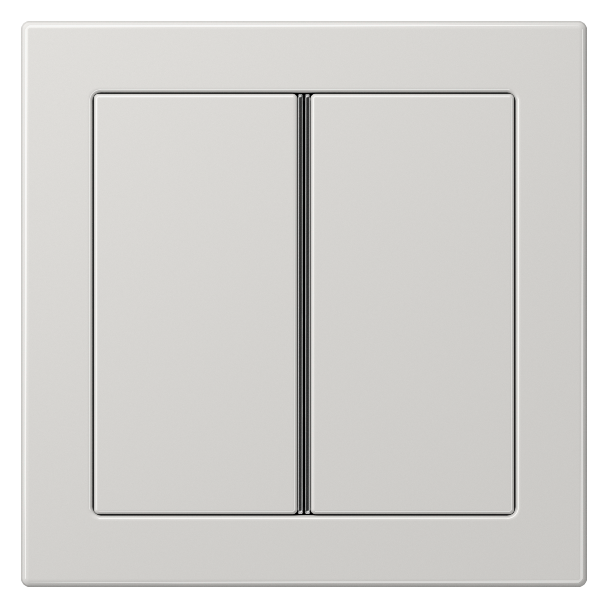 JUNG_Flat_Design_light-grey_2button