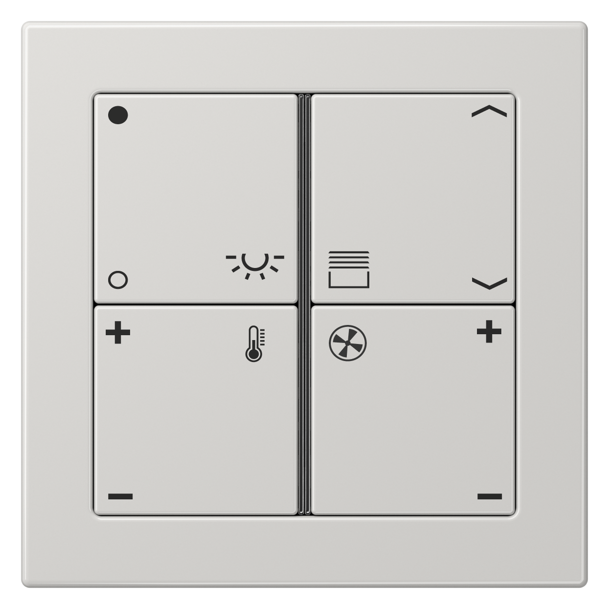 JUNG_Flat_Design_light-grey_4button_symbols
