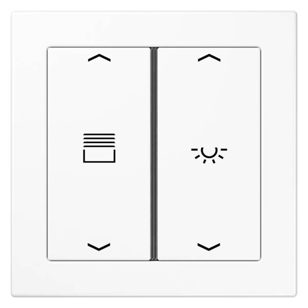 JUNG_Flat_Design_white_2button_symbols