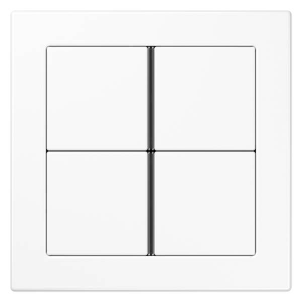 JUNG_Flat_Design_white_4button