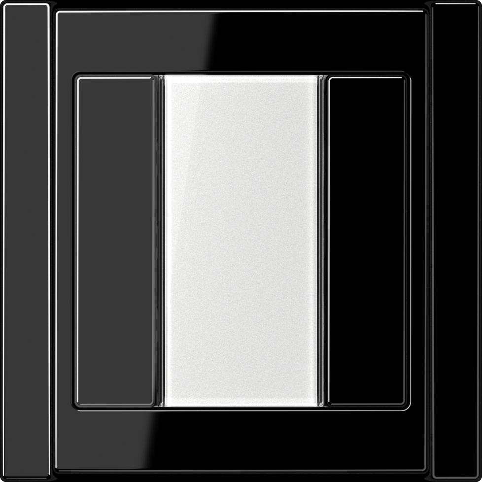 JUNG_A500_black_transparent_F50_1-gang