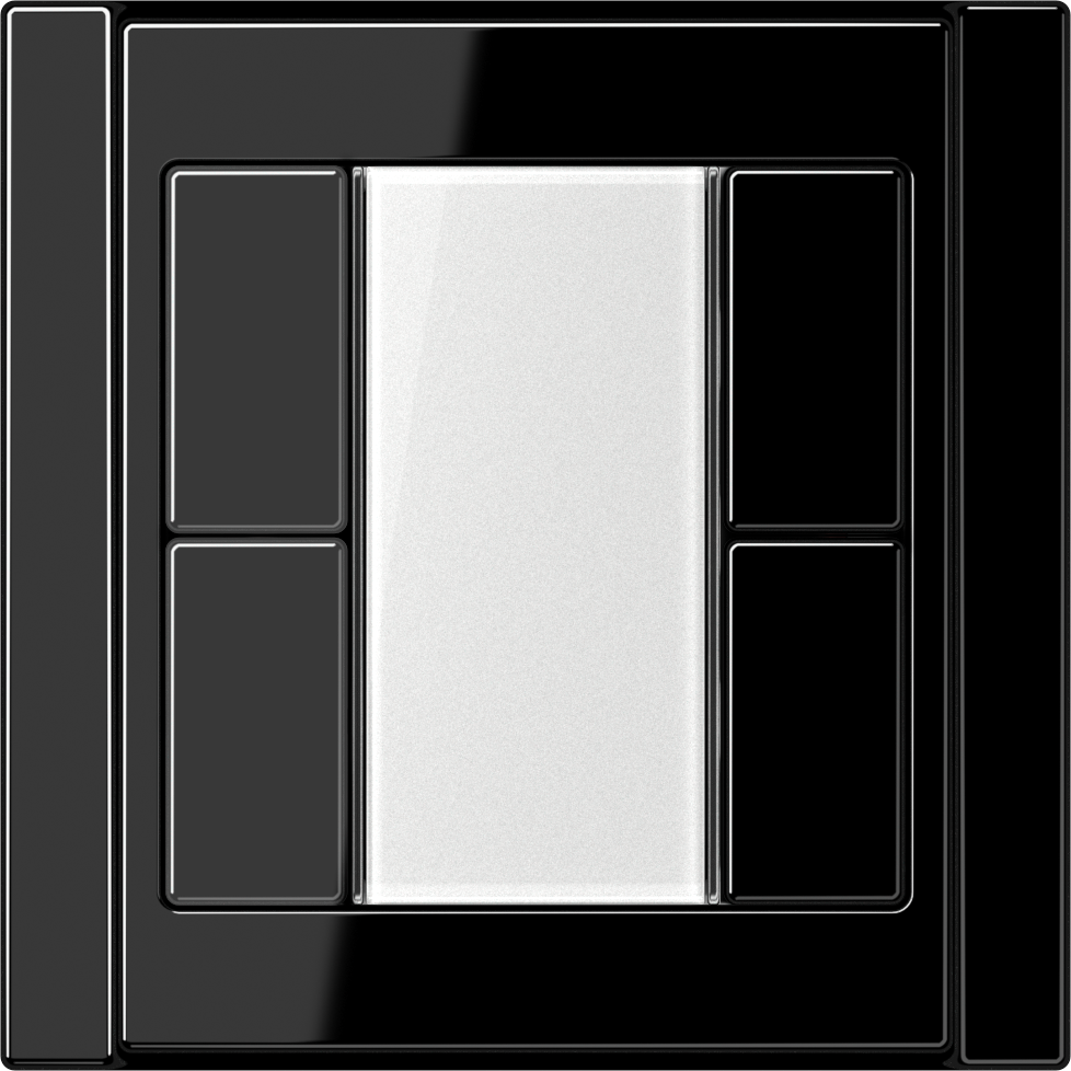 JUNG_A500_black_transparent_F50_2-gang