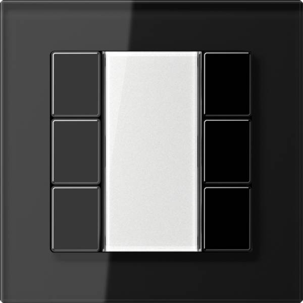 JUNG_AC_GL_black_transparent_F50_3-gang