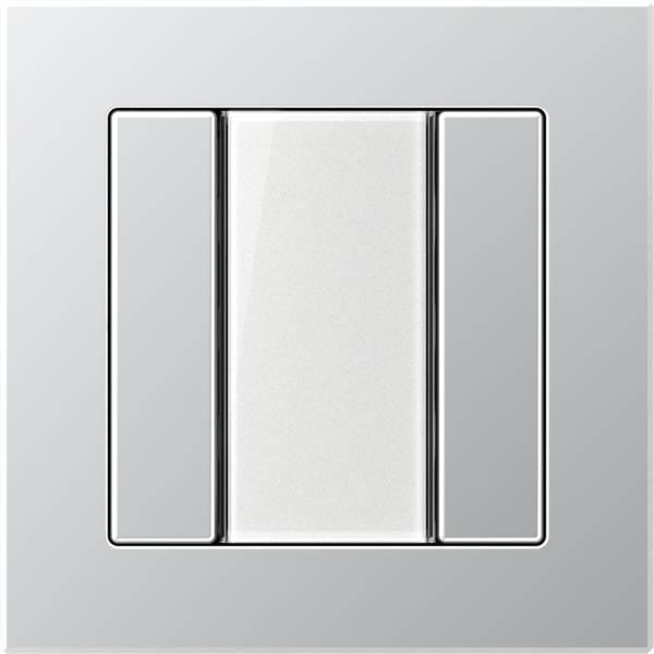 JUNG_AC_aluminium_transparent_F50_1-gang