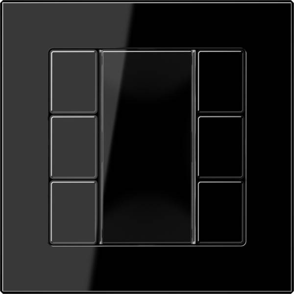 JUNG_AC_black_coloured_F50_3-gang
