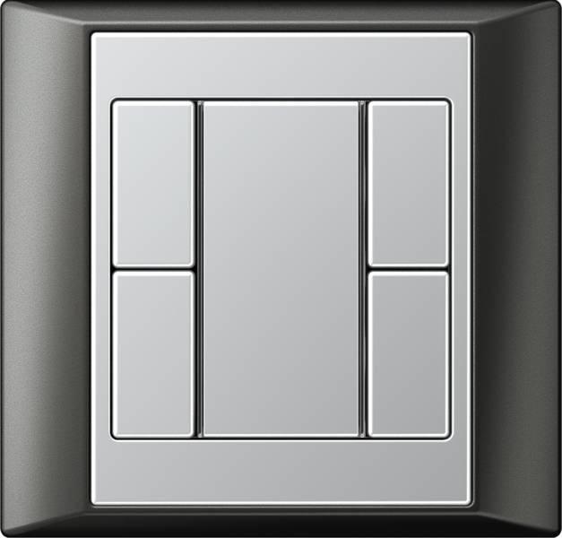 JUNG_Aplus_antracite_aluminium_coloured_F50_2-gang