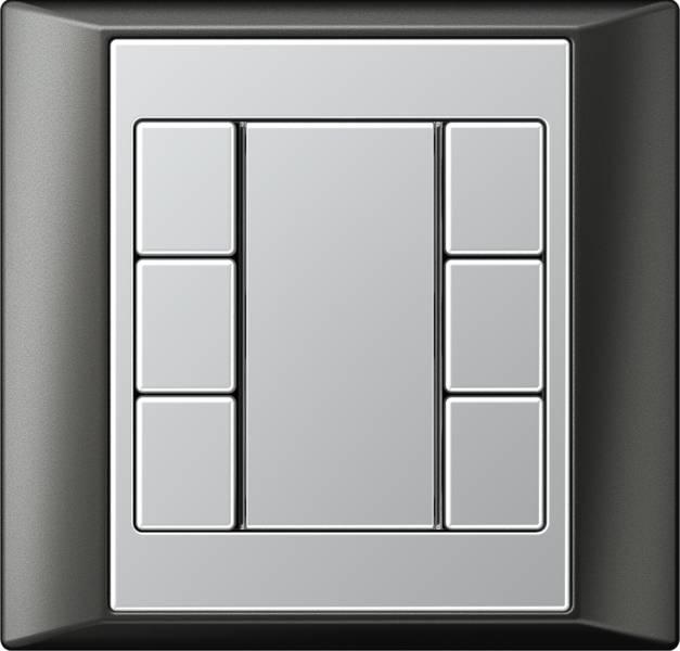 JUNG_Aplus_antracite_aluminium_coloured_F50_3-gang