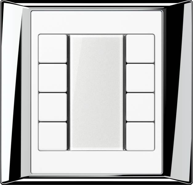 JUNG_Aplus_chrome_white_transparent_F50_4-gang