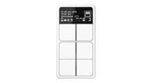 jung f 40 knx room controller knx system tehnoloogia. Black Bedroom Furniture Sets. Home Design Ideas