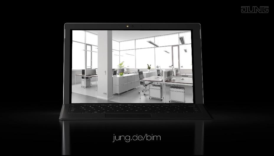 JUNG - Revit® JUNG goes BIM
