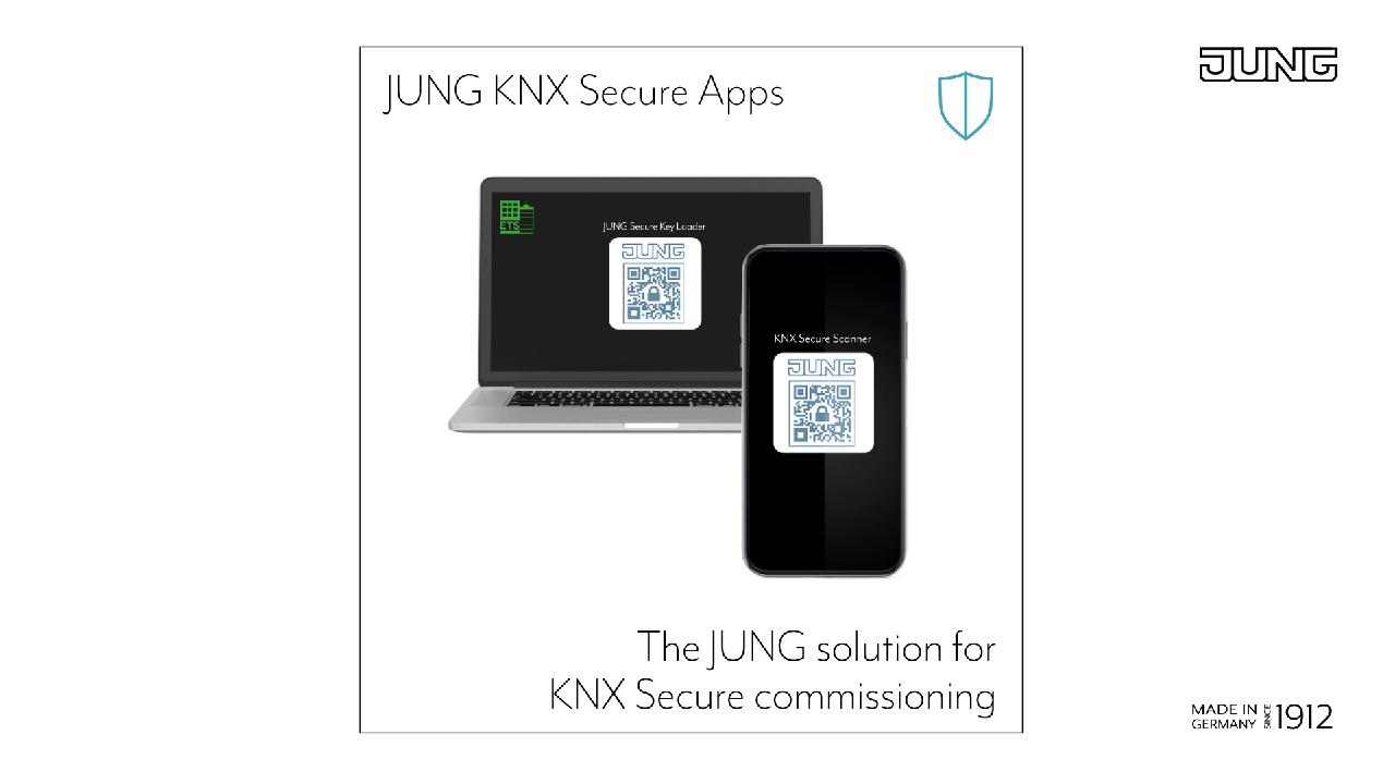 Jung KNX Secure