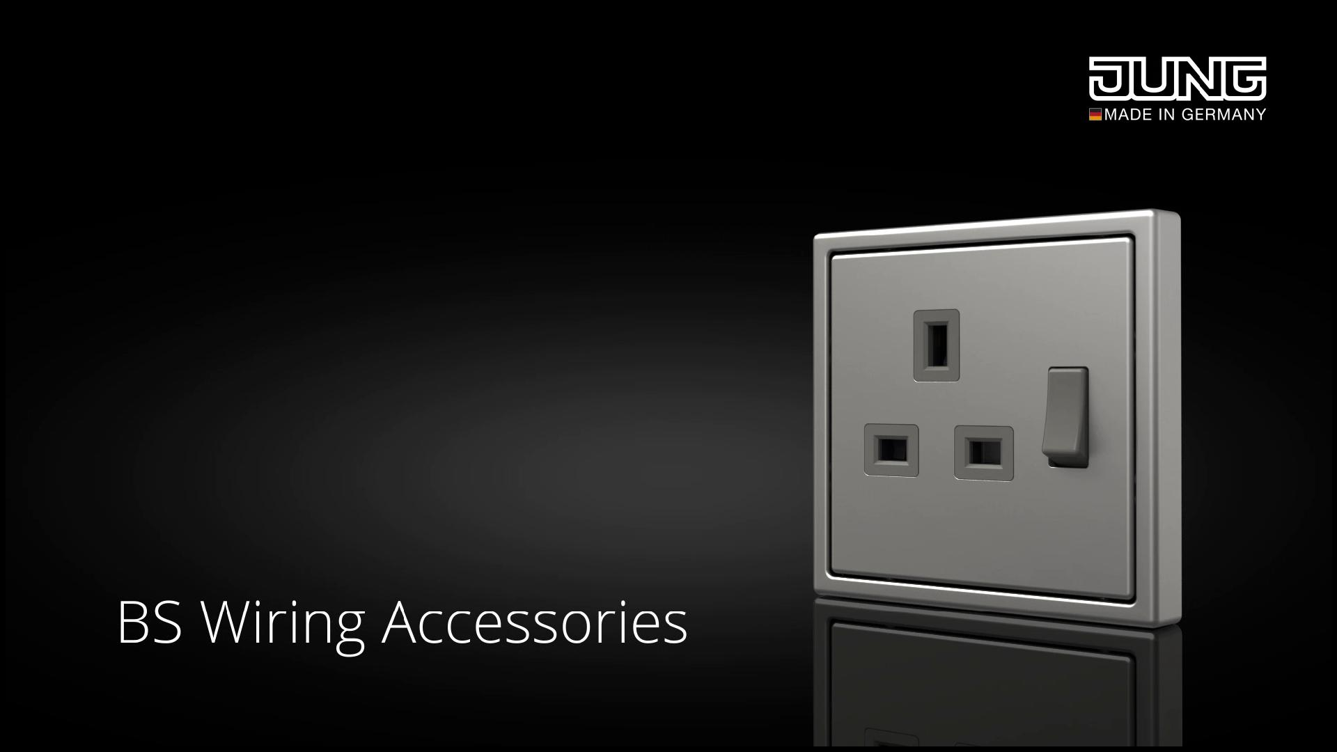 JUNG - BS Wiring Accessories Movies Media database