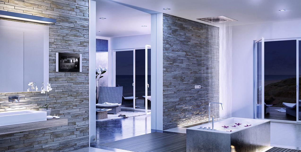 jung vitaled professional smart home. Black Bedroom Furniture Sets. Home Design Ideas
