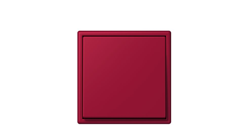 JUNG - 32100 rouge carmin Colour overview LS 990 Les Couleurs® Le ... d26886f2c54