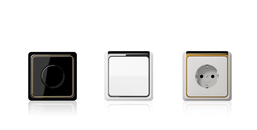 Jung cd plus cd ranges design - Colonne range cd design ...