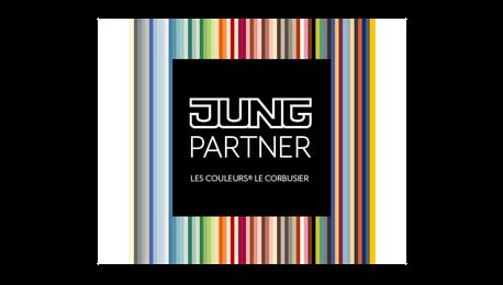 JUNG - LS 990 Les Couleurs® Le Corbusier Design