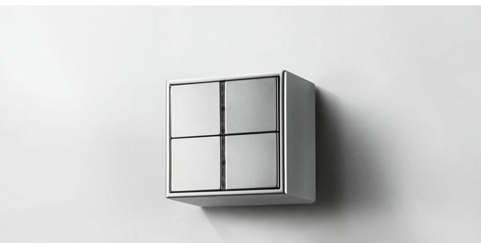 jung ls 990 aufputz design. Black Bedroom Furniture Sets. Home Design Ideas