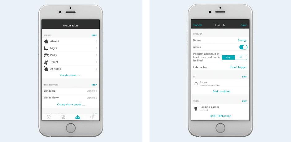 JUNG - eNet SMART HOME App eNet Technology