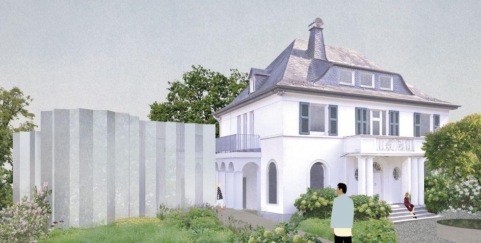 Jung studio yonder architektur und design stuttgart for Architektur und design