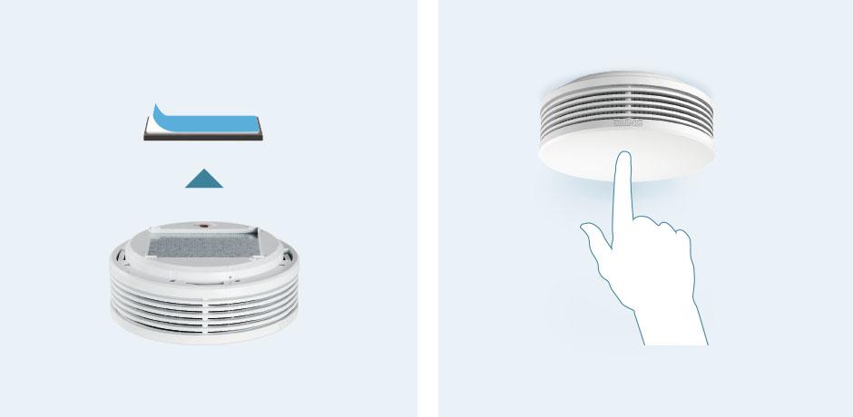 JUNG - RWM 200 Informationen Rauchwarnmelder Technik