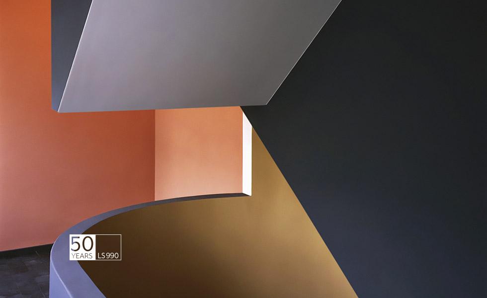 JUNG - Le Corbusier 50 Jahre LS 990 Design