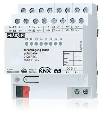 Компания JUNG представляет новый KNX энергодатчик REG